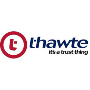 Thawte SSL Web Server Certificate